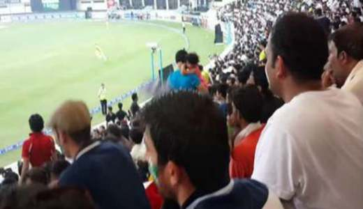Go Nawaz Goduring T20 match