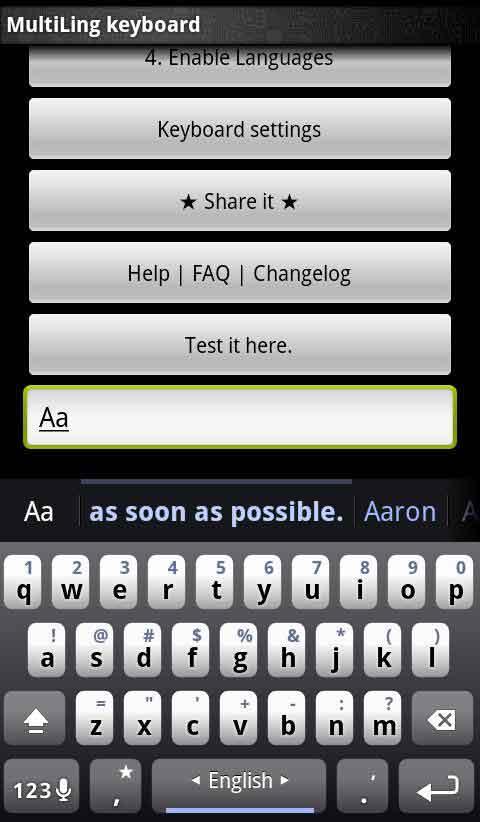multiling app
