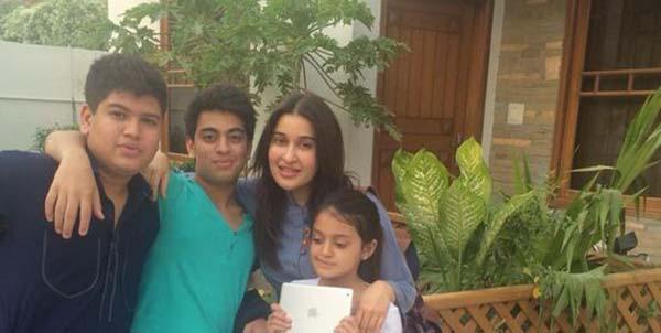 Shaista Lodhi Joins Hum TV Network   Pakistan Media Updates