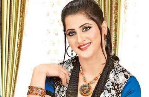 Sahiba Afzal Lollywood actress