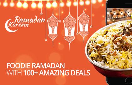 foodpanda Ramadan deals 2016 cover