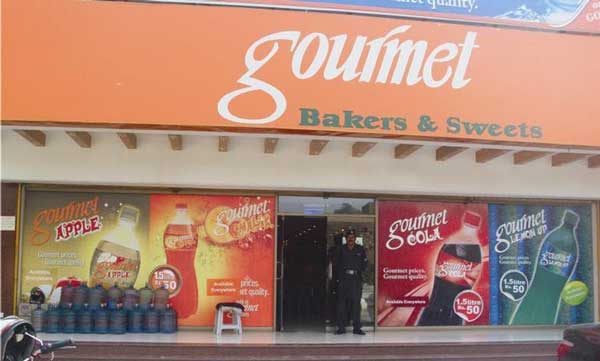 gourmet outlet