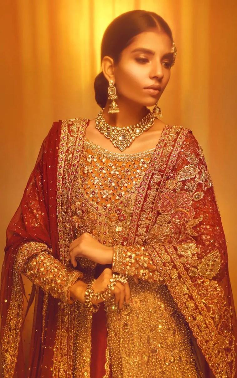 light green traditional pakistani weding wearpakistani