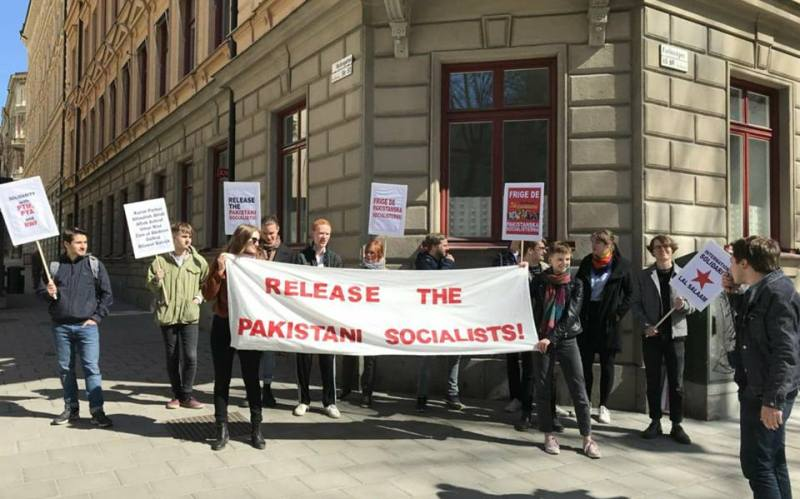 Pakistan Trade Union Solidarity – Page 4 – In support of