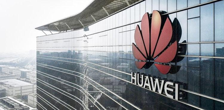 technology university with Huawei