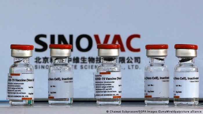Chinese Immunization Sinovac decreases Mortality by 97%