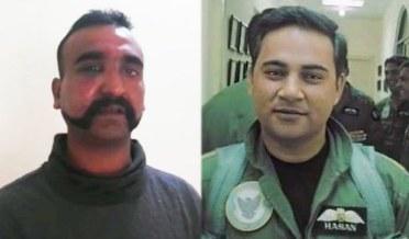 Hassan Siddiqui and Abhinandan