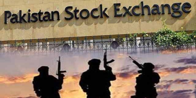 Terrorists Attack on Pakistan Stock Exchange