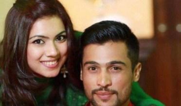 At first glance Narjis ran away Aamir told a love story پہلی نظر میں ہی نرجس بھا گئی تھیں، عامر نے لو اسٹوری بیان کردی