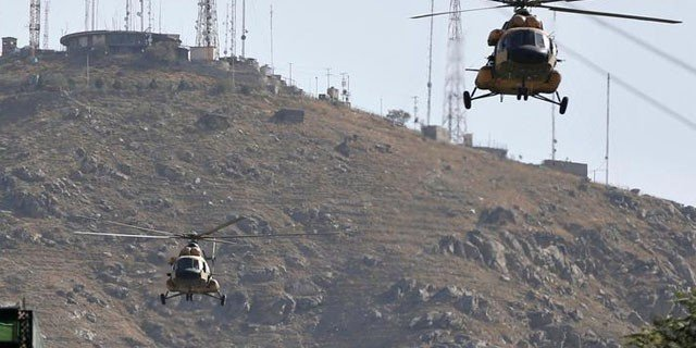 افغان فورسرز کی فضائی کارروائی میں خواتین اور بچوں سمیت 12 شہری ہلاک