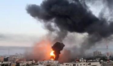 ہزاروں فلسطینیوں کو ہلاک و زخمی کرنے کے بعد بھی: اسرائیل کا جنگی جنون برقرار