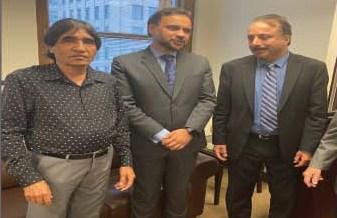قونصلیٹ جنرل آف پاکستان شکاگو اور اوپن ایسوسی ایشن شکاگو کے اشتراک سے قونصلیٹ آفس شکاگو میں سیمینار کا اہتمام