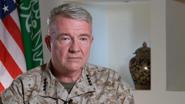 امریکہ کے خدشات: افغان سرزمین امریکہ کے خلاف استعمال ہوسکتی ہے، جنرل میکنزی