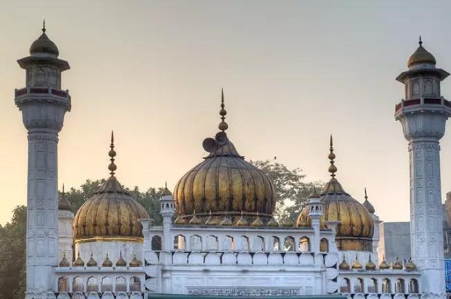 Sunehri Masjid, Lahore