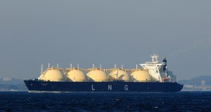 LNG Tanker GHASHA. (Photo by ARTS_fox1fire, Creative Commons License)