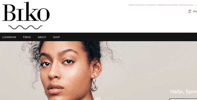 חנות שופיפיי לתכשיטים - Shopify