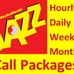 Jazz Call Packages Hourly, Daily, Weekly, Monthly