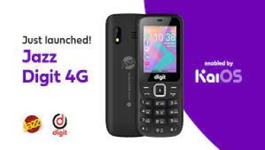 M&P becomes official distributor of Jazz Digit 4G smart feature phones: