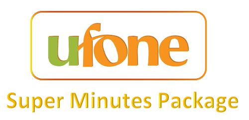 Ufone Super Minutes Package