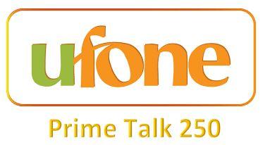 Ufone PrimeTalk 250