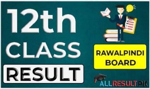 12th Class Result 2021 BISE Rawalpindi Board