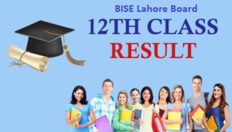 12th Class Result 2021 BISE Lahore Board