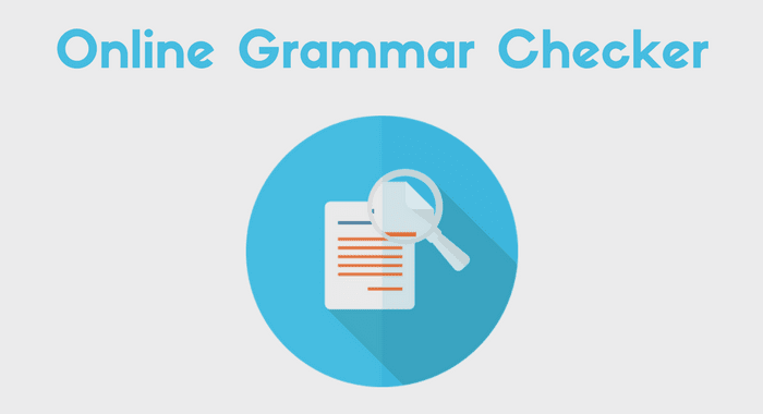 Online English grammar checking tool