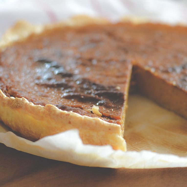 new orleans sweet potato pie-5
