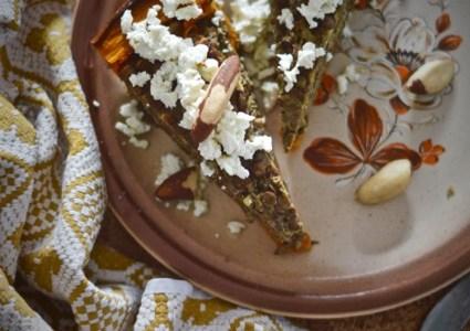 Cultural monoculture and a lentil filled pumpkin quiche