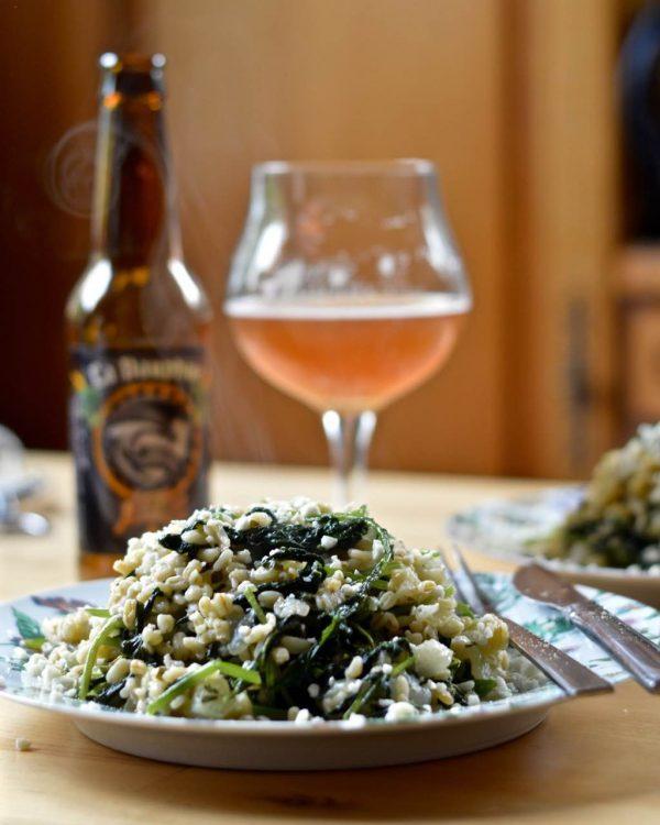 gortotto - barley radish
