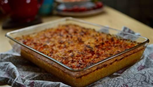 My Macedonian kitchen: vegetarian oven baked rice