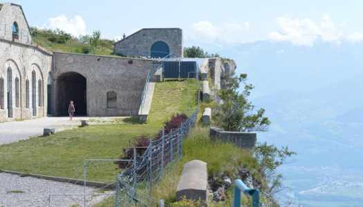 Visiting Fort Saint-Eynard in the Chartreuse above Grenoble