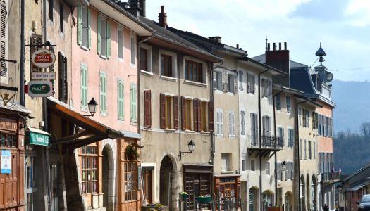 Visiting Montmélian