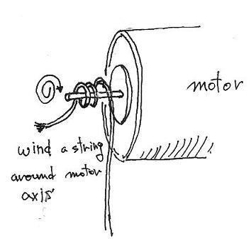 Make Simple DC Generator
