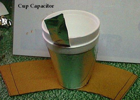 Make a Capacitor