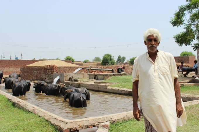 Success story of Aslam with biogas plant source Biogas-PDBP