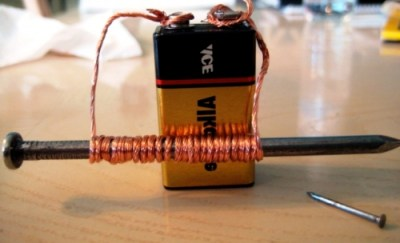 Activity about Electromagnet