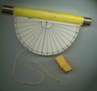 How to make simple astrolabe