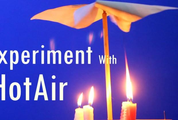 Does Hot Air Rises?