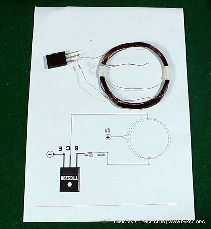 Wireless electricity transfer project (11)