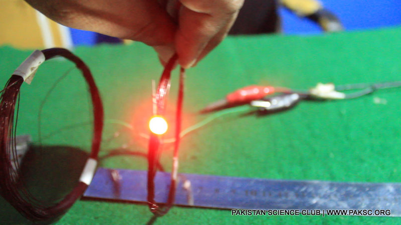 Wireless electricity transfer project (5)