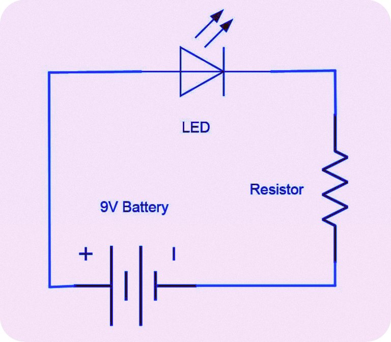 Circuit diagram of the projects