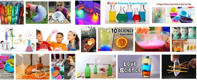 science experimets