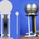 DIY Van De Graaff Generator Using PVC pipe