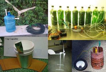working model of science