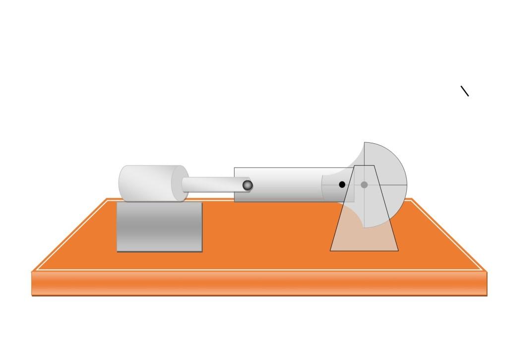 Solenoid engine sketch