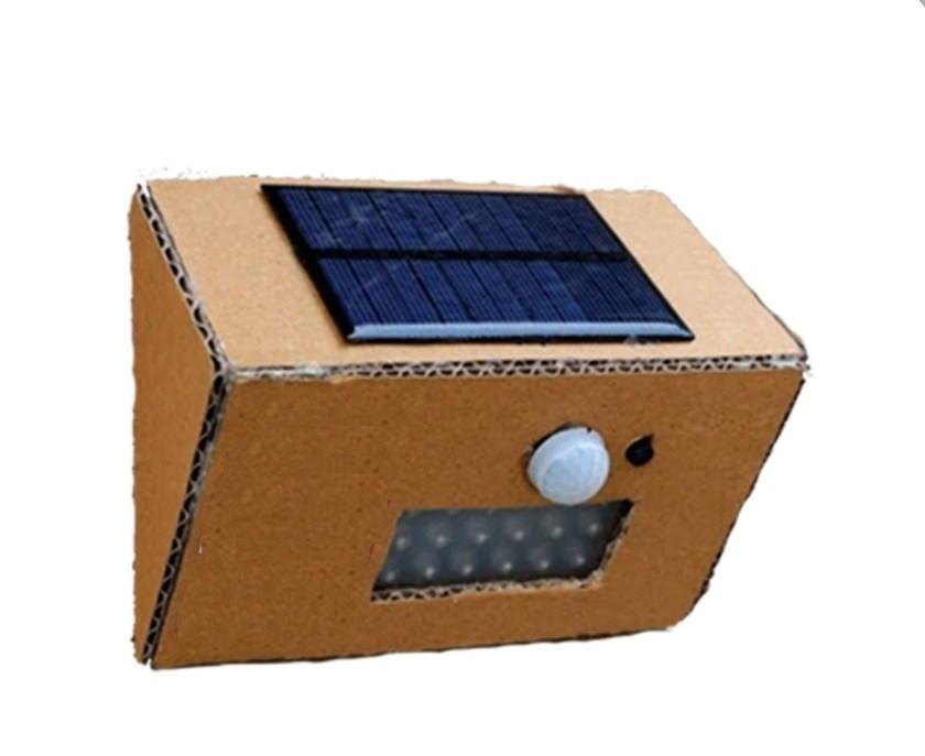 Project # 2 Solar Lantern