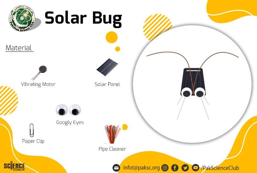 solar bug material