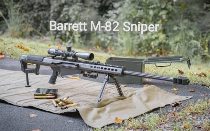 Sniper Rifles in Service with Pakistan Army