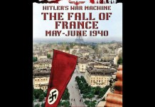 Hitler's War Machine: The Fall of France May-June 1940